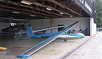 Name: real Blanik in hangar.jpg