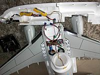 Name: b737 vinyl_5.jpg Views: 126 Size: 181.2 KB Description: Electrical test setup to verify all connections and soldering.