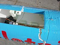 Name: crash 15apr2015_6.jpg Views: 102 Size: 122.7 KB Description: Multiple cracks inside and outside of the fuselage, almost all around it.