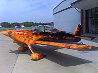 Name: RV8 Flames.jpg