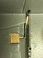 Name: image.jpg Views: 120 Size: 363.6 KB Description: Not that wood pin just for keeping rod firmly when epoxy dries