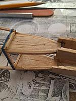 Name: unnamed (4).jpg Views: 199 Size: 15.7 KB Description: Here's how I did the aft fuselage bend: The longerons were cut vertically which allowed them to bend around the formers.