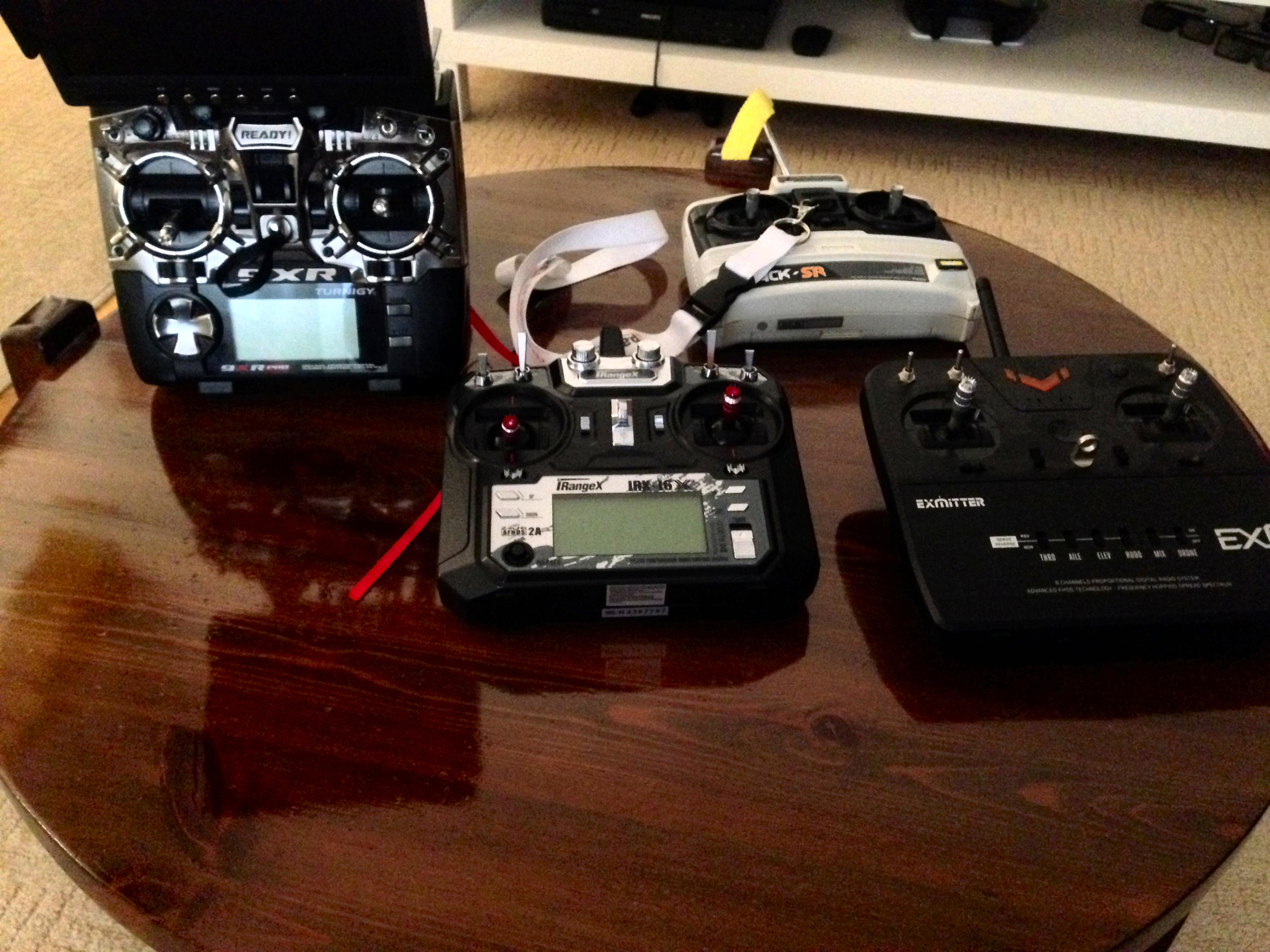 Irangex Irx I6x 24ghz 10ch Transmitter Wattflyer Rc Electric Old Airtronics Servos Flight Forums Discuss Unboxing Video Will Follow