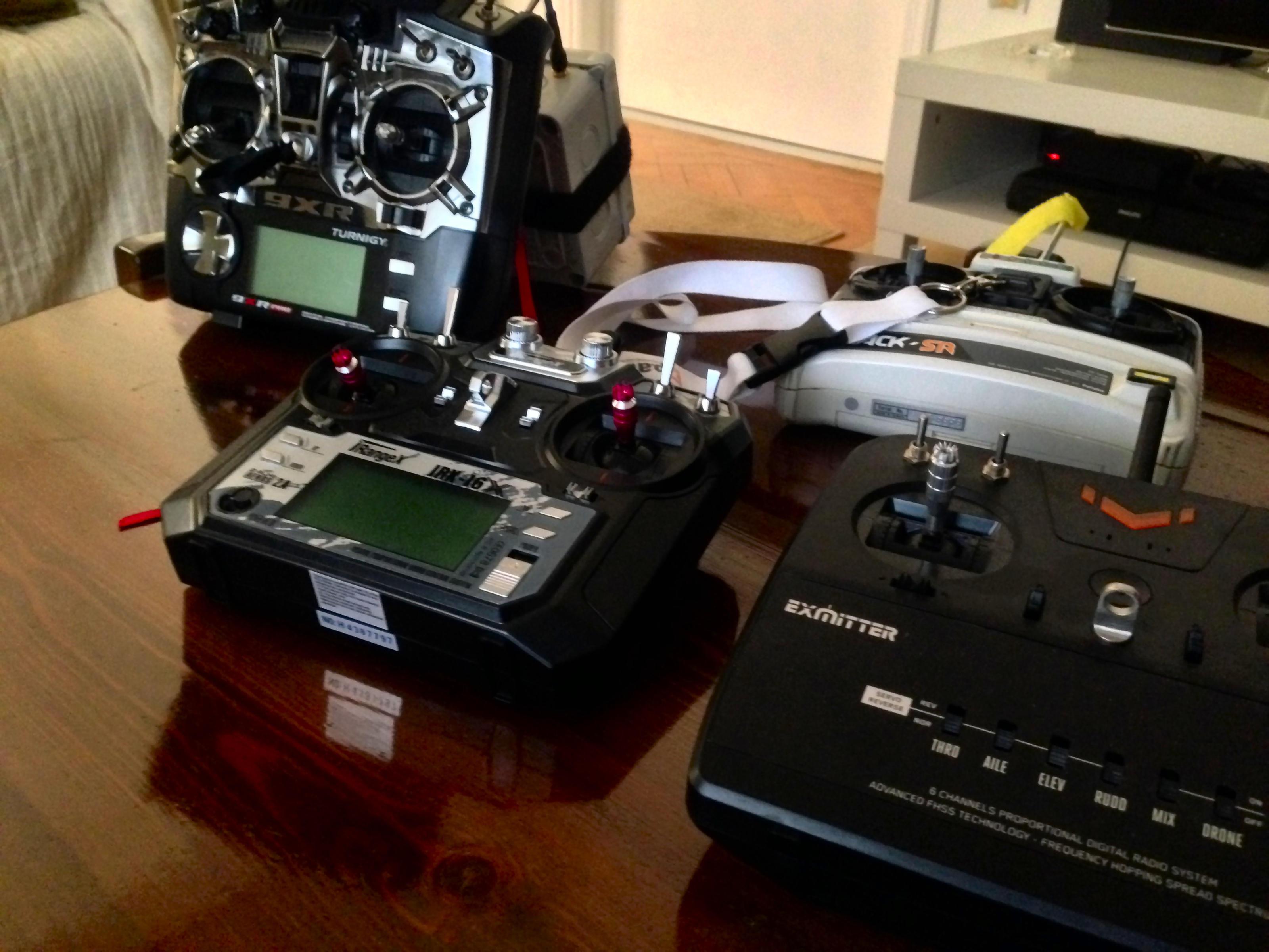 iRangeX iRX-i6X 2 4GHz 10CH Transmitter - WattFlyer RC