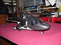 Name: Airwolf, HK 450, budget build 006.jpg Views: 54 Size: 220.5 KB Description: