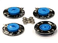 Name: RC car LED Dynamic wheel light set for 110 RC drift car  Blue.jpg