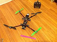 Name: image.jpg Views: 138 Size: 300.0 KB Description: V4 prepped and ready for maiden flight.