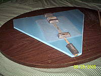 Name: delta before.jpg Views: 116 Size: 136.5 KB Description: weights in place