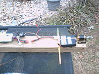 Name: my test stand.jpg Views: 107 Size: 60.9 KB Description: test bench outside dirty and fast
