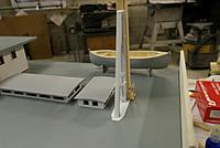 Name: MJ0_0030.jpeg Views: 199 Size: 56.9 KB Description: Running the spuds up and down will be a neat operational feature of the model. This will be controlled by an ON/OFF  non-proportional channel on the RC system. I'll use microswitches to limit spud travel