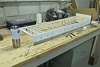 Name: AAA_0035.jpg Views: 162 Size: 237.2 KB Description: Once this section's lights are wired up, the deck goes on