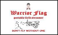 Name: Warrior Flag.jpg Views: 96 Size: 50.3 KB Description: Warrior Flag ~ portable field streamer