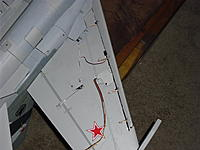 Name: CIMG0205.jpg Views: 133 Size: 174.8 KB Description: Zero gap Ive seen guys sand a wedge in the lower camber of the wing then hinge the slat at the upper camber and when the slat is in neutral theirs a huge gap in the lower section of the wing