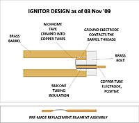 Name: Fig 1: Ignitor design 3 Nov 09.jpg Views: 448 Size: 30.7 KB Description: