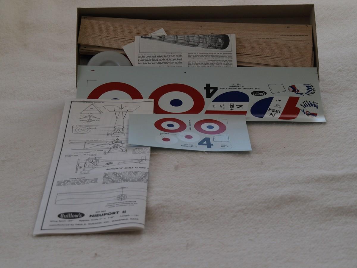Name: P9200664.jpg Views: 49 Size: 179.1 KB Description: Nieuport II Contents