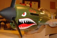 Name: p-40 nose.jpg