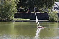Name: 8037165757_aa802f8f1f_b.jpg Views: 152 Size: 185.1 KB Description: 1950s M Class Pond Yacht Arrow VII designed by Ains Balantyne sailing at Redd's Pond Marblehead
