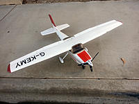 Name: 20121223_080703.jpg Views: 50 Size: 222.2 KB Description: FMS Sky Trainer G-Kemy