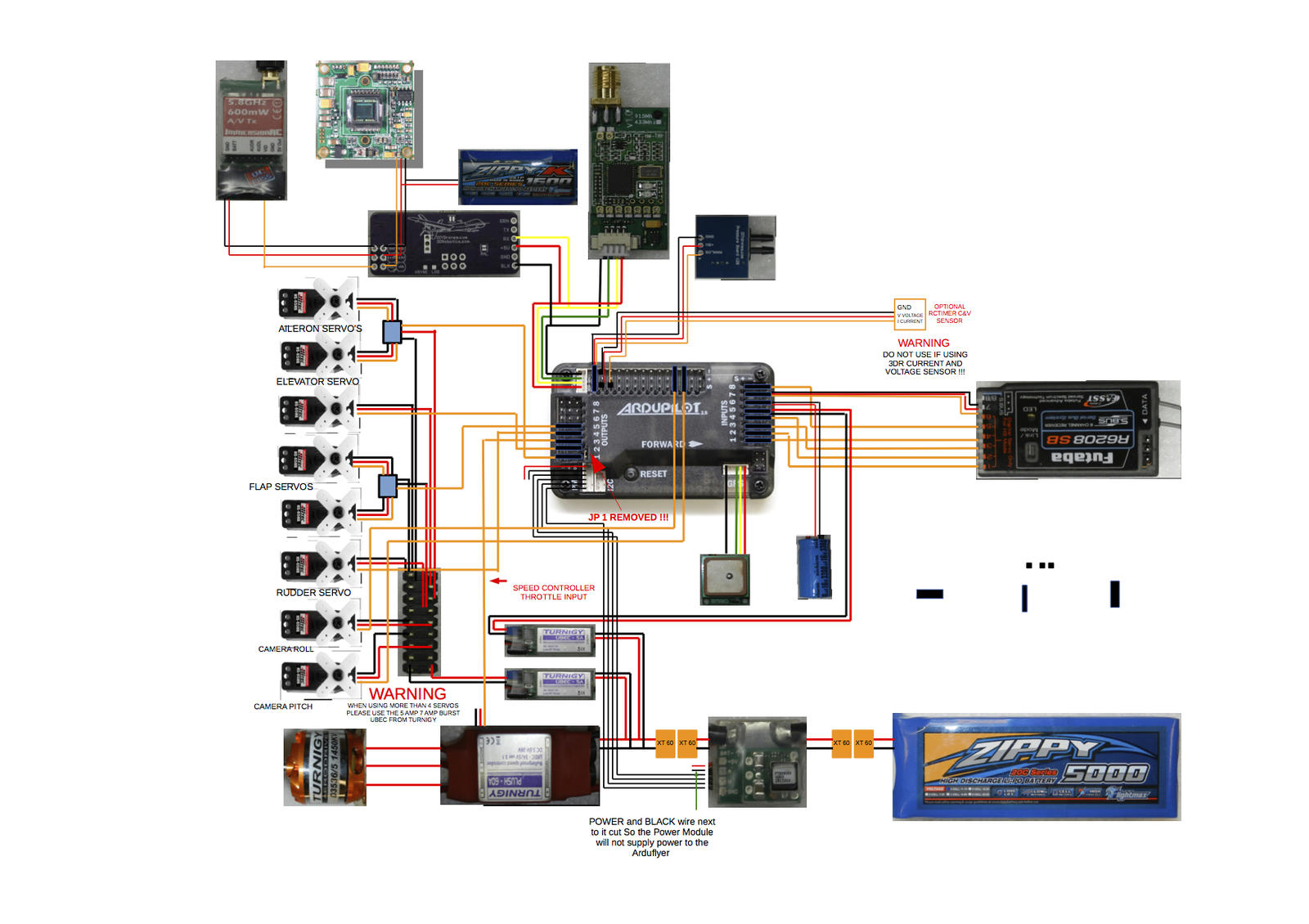 Quadcopter Wiring Schematic Library Fender Scn Pickup Diagram Opto Esc New Type Of Escs