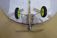 """Name: P1050265.JPG Views: 9 Size: 4.49 MB Description: Plywood(1/64"""") strips to patch over cracks in the Depron.  This particular Nutball has over 8 hours stick time and has been crashed many times (usually from low inverted passes and loops too close to the ground). Still flies like new."""