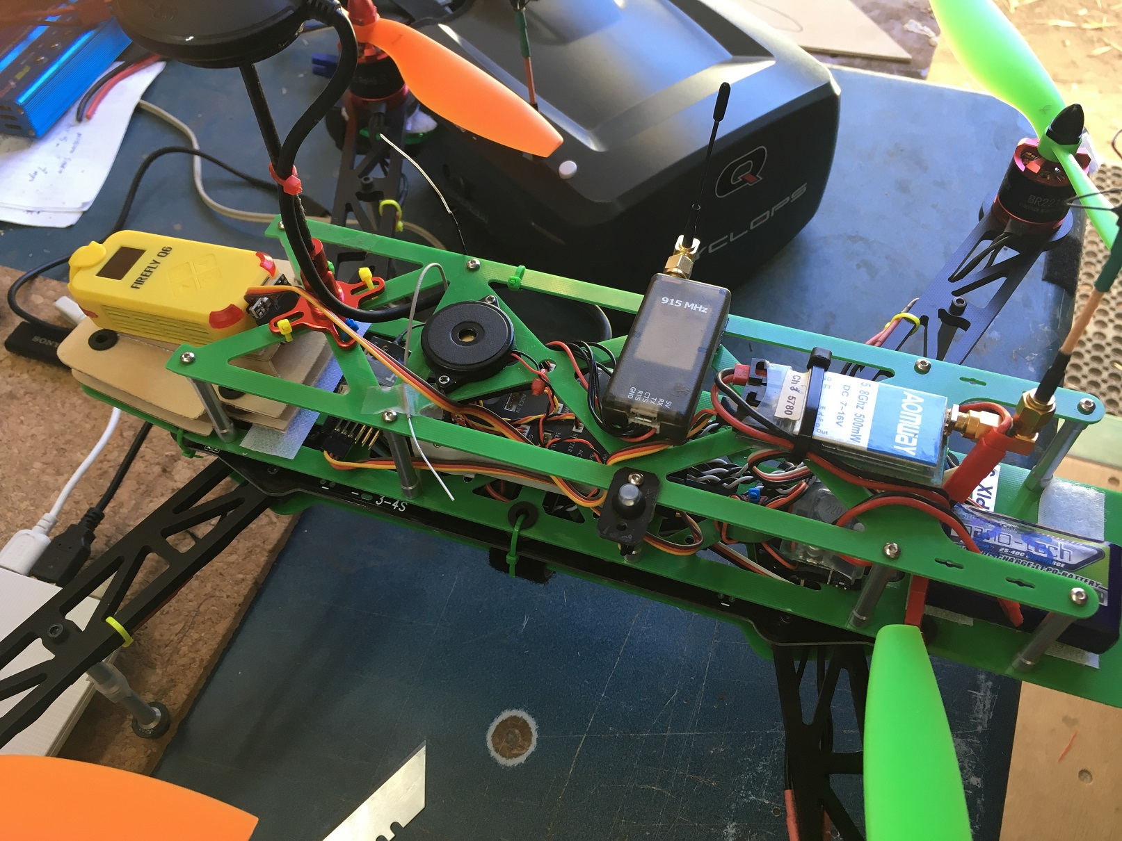 Pixhawk from 3D Robotics and PX4 - Page 809 - RC Groups