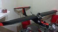 Name: skywalker fpv.jpg Views: 448 Size: 133.1 KB Description: just mounted the gopro 3, and installed the vee antenna on the tx,  hopefully i will have a solid video signal. i guess we will find out this weeend when i fly it. anybody has any other mounting solutions ?