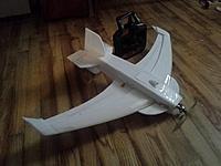 Name: ayden spaceship 1.jpg Views: 38 Size: 1.43 MB Description: Grandson Ayden's original space ship