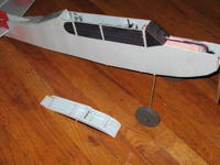 Name: fuse and saddle.jpg Views: 564 Size: 56.6 KB Description: Here's the removeable wing saddle. The line on the plane is for the flat bottom KFM3 wing.