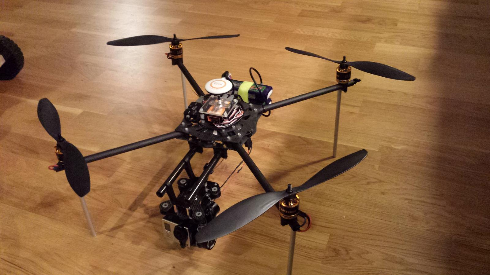 Discussion DJI Flame Wheel F450 and F550 *******OWNERS
