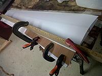 Name: Port Elizabeth-20130113-00994.jpg Views: 106 Size: 261.6 KB Description: Building the wing.