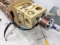 Name: IMG_5540.jpg Views: 43 Size: 483.9 KB Description: Motor installation completed.