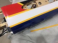 Name: IMG_5791.jpg Views: 26 Size: 394.7 KB Description: Yellow stripes.