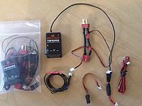 Spektrum TM1000 with Telemetry flight pack voltage sensor - RC Groups