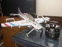 Name: 20140131_021008.jpg Views: 535 Size: 143.5 KB Description: First production kit painted and built with only minor lightening AUW just under 100g