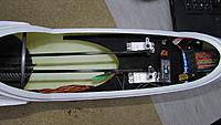 Name: 47.jpg Views: 113 Size: 349.1 KB Description: Servo tray installed ... Linkage through 5/3.2 mm Carbon rod