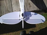 Name: Broken tail.jpg Views: 809 Size: 611.0 KB Description: Crash Day