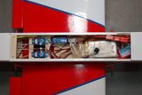 Name: DSC_0887_edited.jpg Views: 188 Size: 66.1 KB Description: Gear installation in fuselage