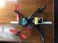 Name: Xtreme.JPG Views: 177 Size: 482.6 KB Description: Xtreme with mobius flush with front of frame, and battery attached behind the protruding battery plug that is permanently mounted on the frame. Result: out of balance and tail-heavy