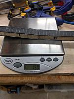 Name: IMG_20170324_134438.jpg Views: 195 Size: 337.8 KB Description: Weight before fiberglass and epoxy