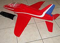 Fly Fly 90mm Bae Hawk EDF Jet Kit - RC Groups
