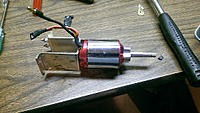 Name: old motor.jpg Views: 111 Size: 19.4 KB Description: Crappy motor and Design from starmax !!! that had to go