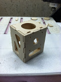Name: motor box.jpg Views: 92 Size: 7.1 KB Description: Finished cut motor box ready for assembly off of James's CNC Sweeet!!