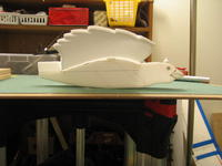 Name: IMG_0152_resize.jpg Views: 458 Size: 61.4 KB Description: The tail Verticle will be cut off to length to support the v-tail