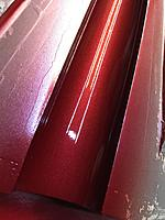 Name: 60270765_828395157532105_4789011164946235392_n.jpg Views: 14 Size: 1.14 MB Description: This is what the metallic red looks like freshly painted.  I put clear down first, and it gets a white backing to finish it off.