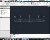 Name: Dwm 2012-06-27 18-31-10-93.jpg Views: 193 Size: 92.5 KB Description: The Wing so Far.... Looks Fast Eh.... ?