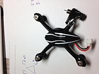 Name: broken.jpg Views: 231 Size: 76.8 KB Description: Hubsan X4 broken wing
