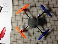 Name: eagle_props.jpg Views: 90 Size: 110.7 KB Description: U816 with Nine Eagles propellers