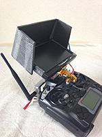 Name: IMG_1157.jpg Views: 61 Size: 118.5 KB Description: DIY mobile base station - monitor, video receiver, wifi signal booster etc.