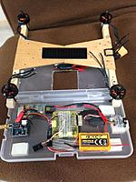 """Name: IMG_1159.jpg Views: 117 Size: 142.4 KB Description: FPV """"payload"""" with all important stuff in the box"""