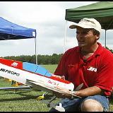 Quique Somezini discussed his Yak 54F.